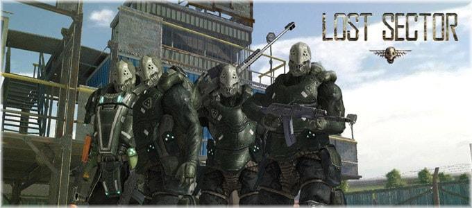 Lost Sector обзор игры