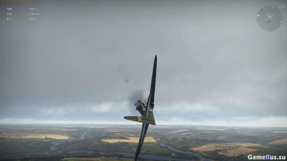 у каких самолетов в вар тандер есть воздушный тормоз