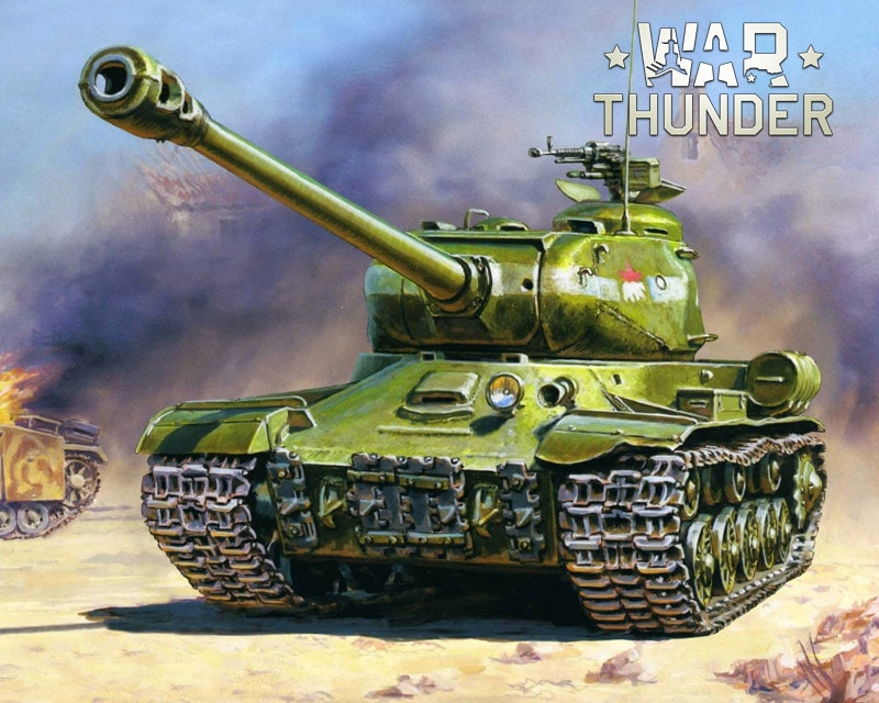 War Thunder: танк ИС-2