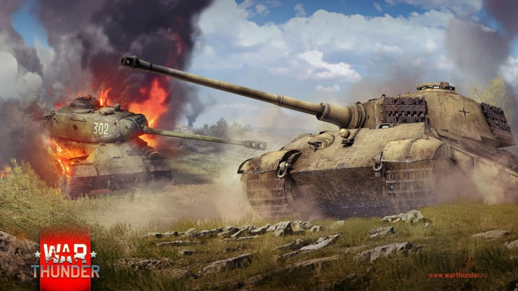 War Thunder: СУ-122