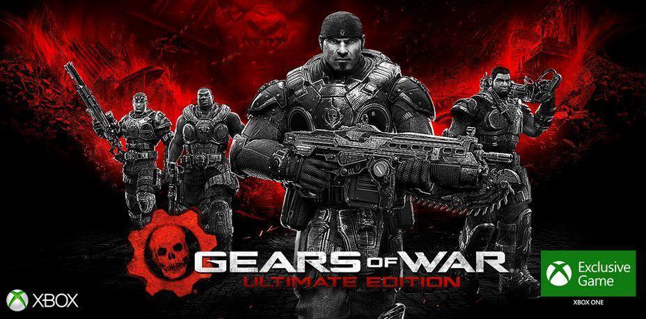 Переиздание хита Gears of War