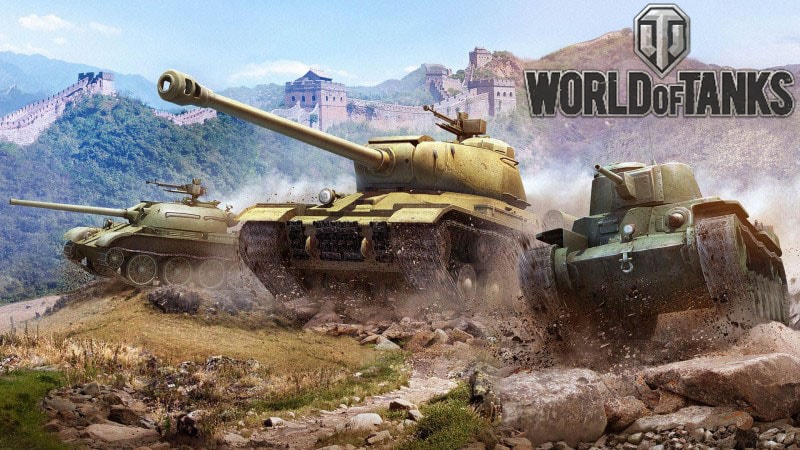 Как посмотреть КПД в World of Tanks
