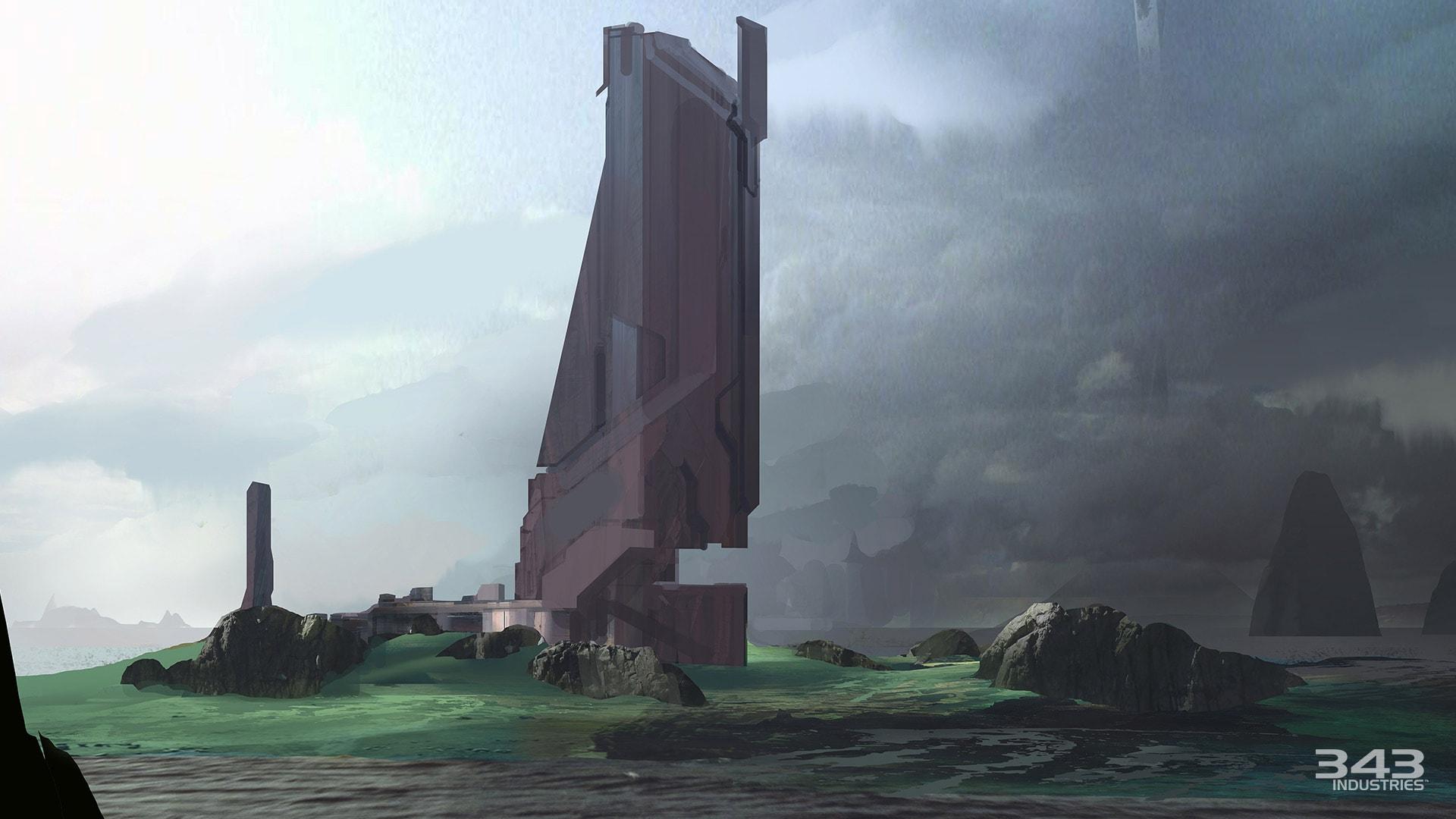 Арты по Halo: Master Chief Collection