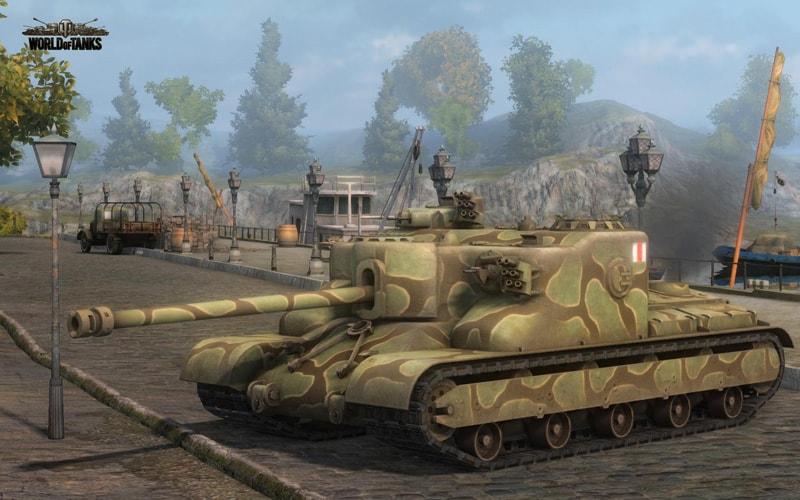 ТОП 10 лучших ПТ САУ в World of Tanks