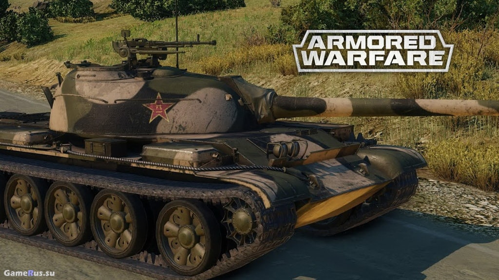 Type 59 из Armored Warfare: Проект Армата