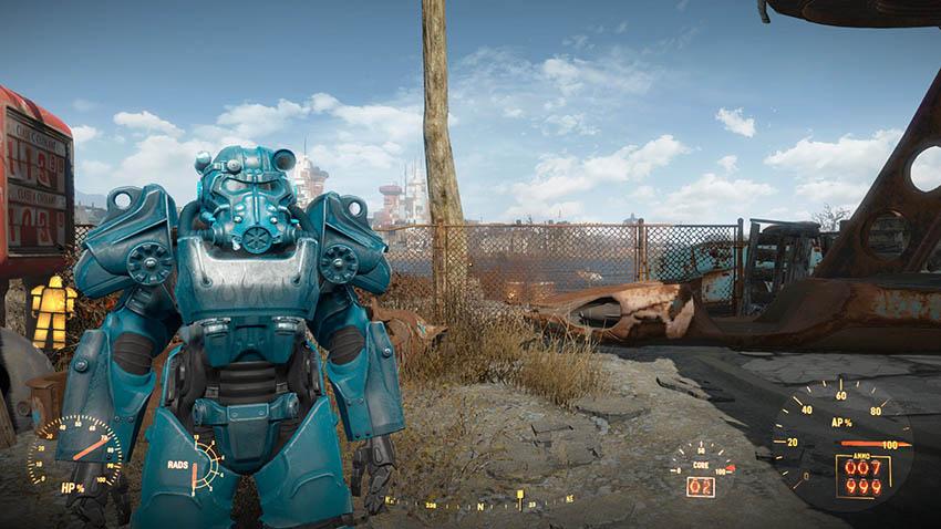Атомные коты в Fallout 4-2