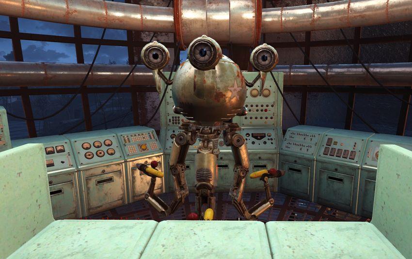 Дженерал Атомикс Галерея в Fallout 4-2