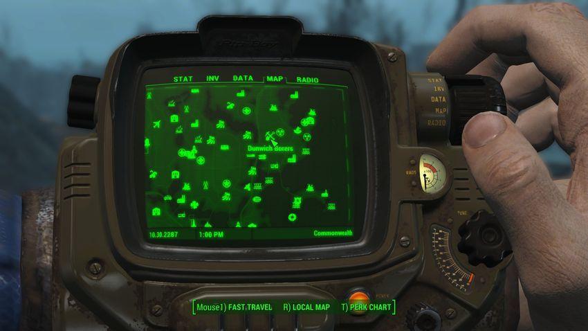 Ядерный блок в Fallout 4-2