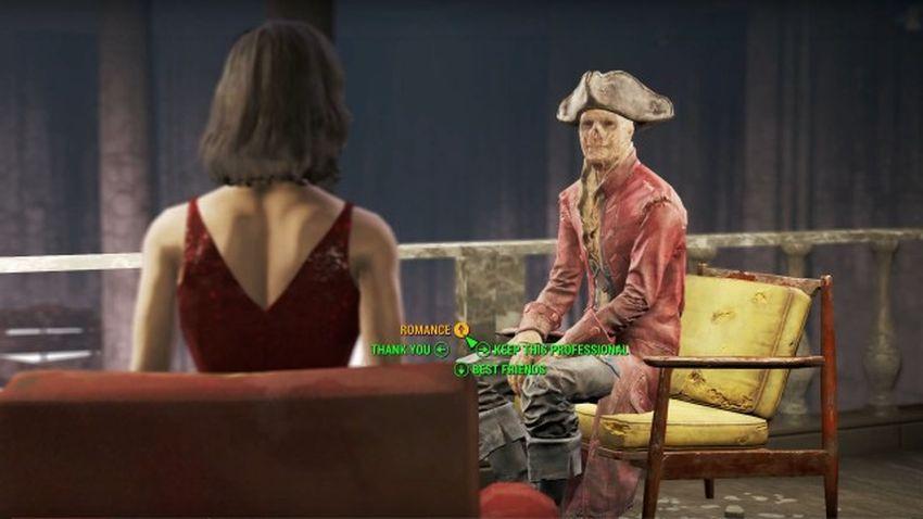 Джон Хэнкок в Fallout 4-2