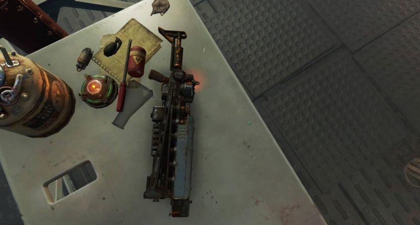 Карабин Гаусса в Fallout 4-2