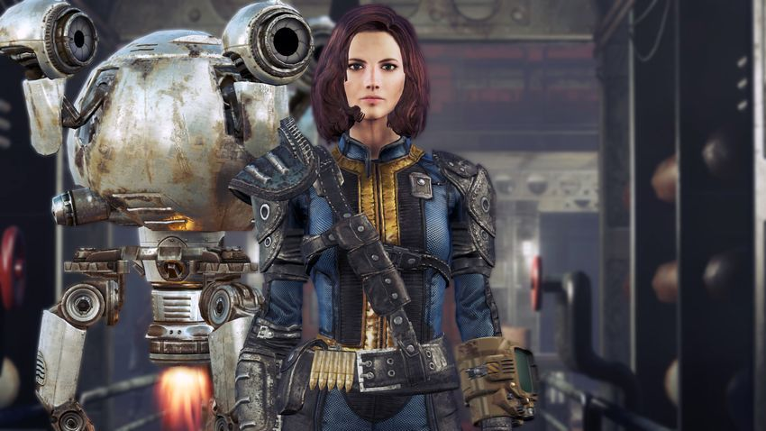 Кодсворт в Fallout 4-2