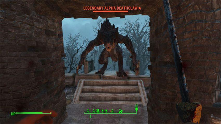 Легендарное оружие в Fallout 4-2