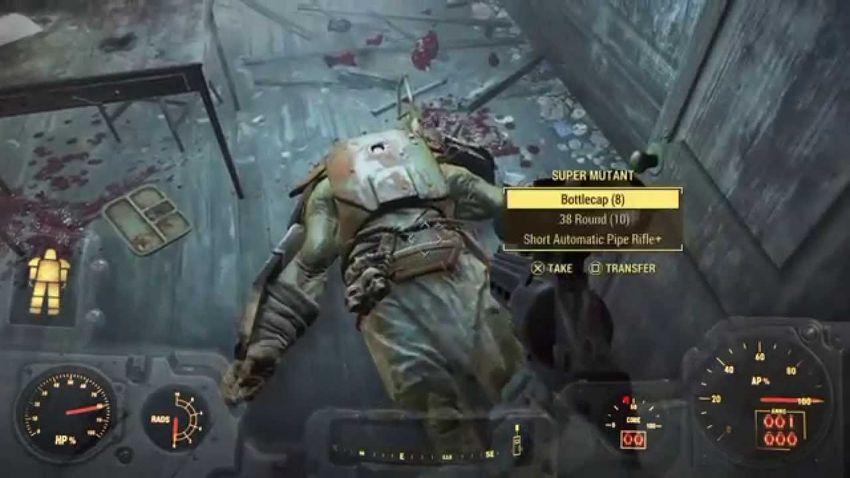 Лучшая боевая броня в Fallout 4-3