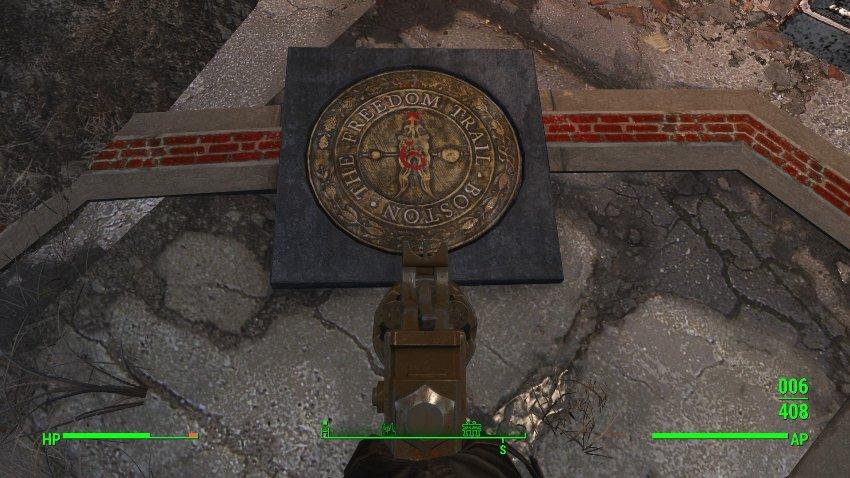 Путь свободы Fallout 4-2