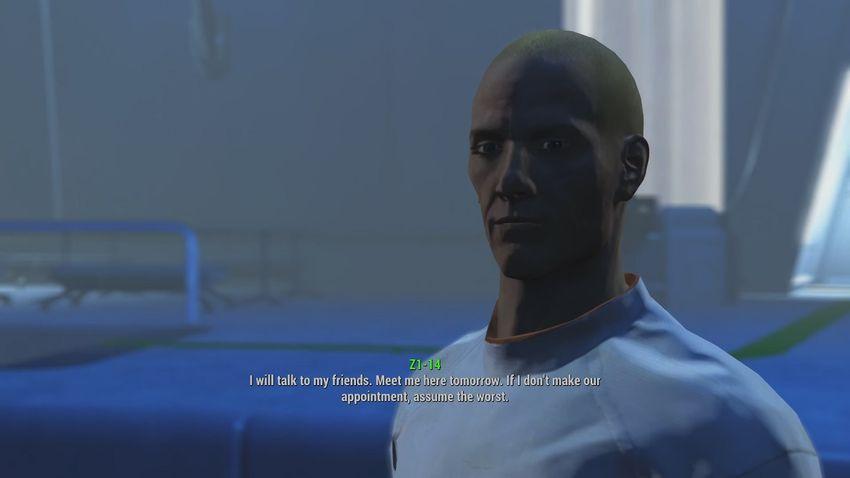 Прохождение под землей и под прикрытием Fallout 4-2