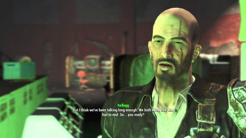 Прохождение Воссоединение Fallout 4-2