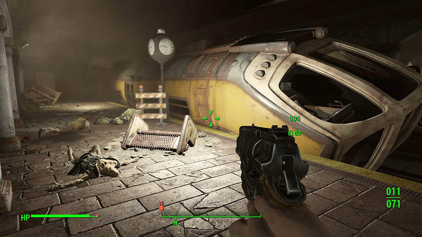Агентурная работа Fallout 4-2