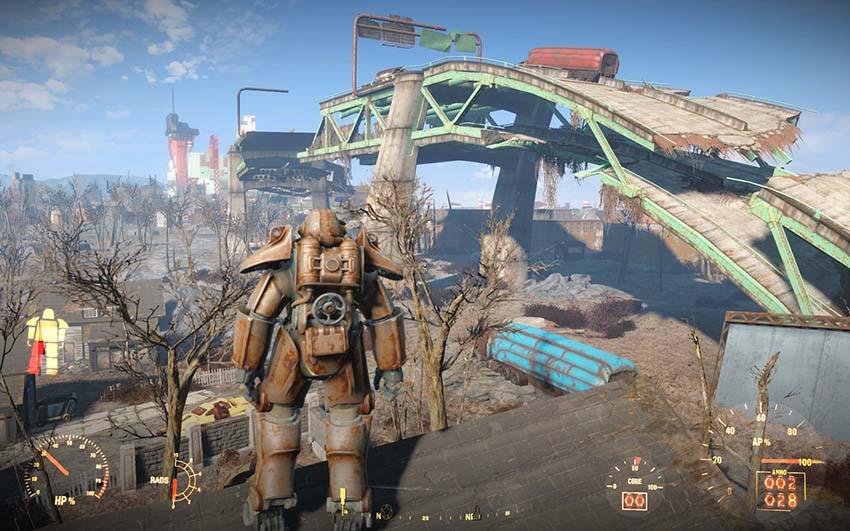 Дальняя дорога Fallout 4-2