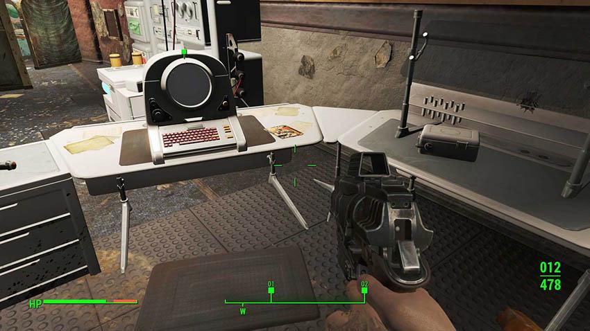 Прохождение форт Хаген Fallout 4-2
