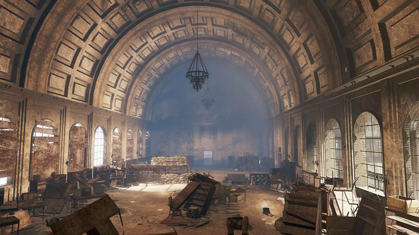 Музей ведьм Cалема Fallout 4-2