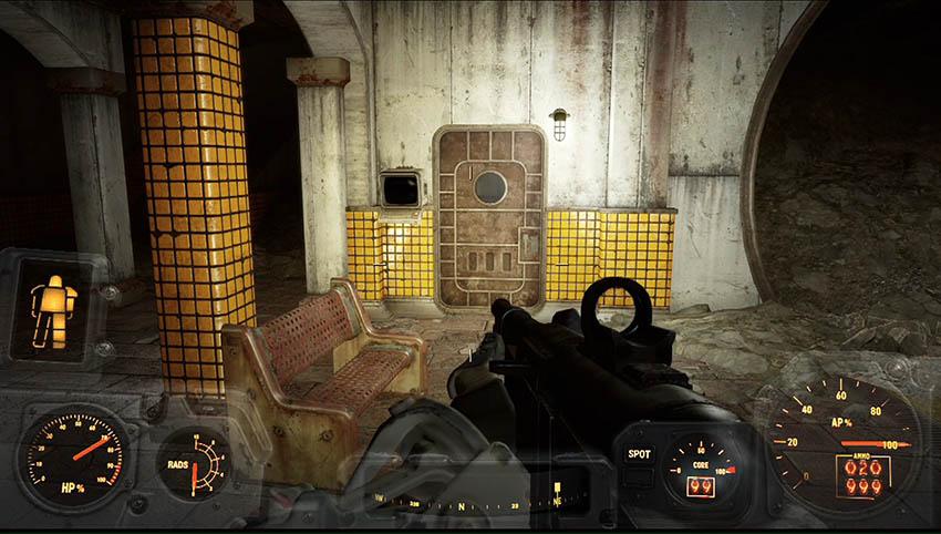 Прохождение Раскопки в Fallout 4-2