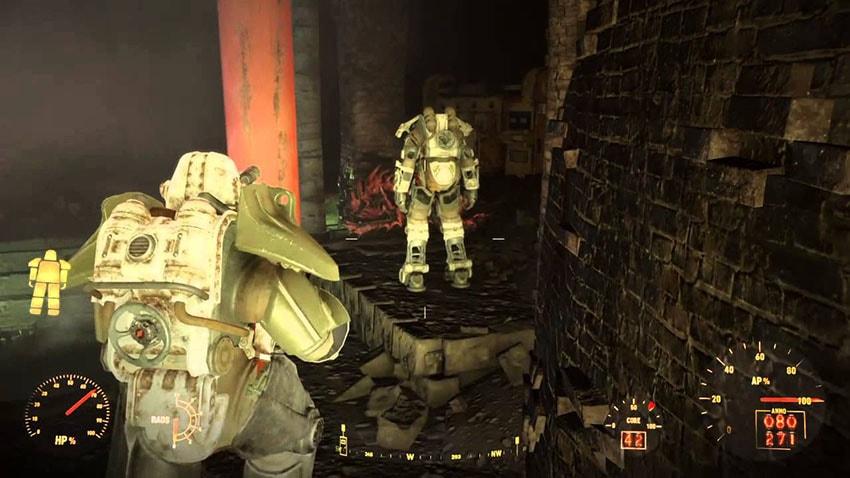 Прохождение Раскопки в Fallout 4-3