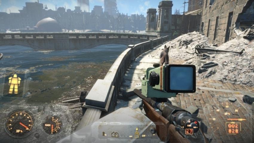 Канализация в Fallout 4-2