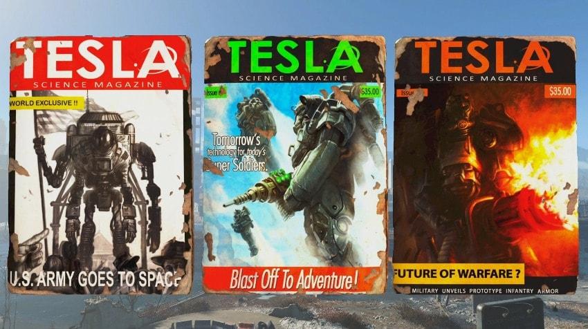 Расположение журналов в Fallout 4-8