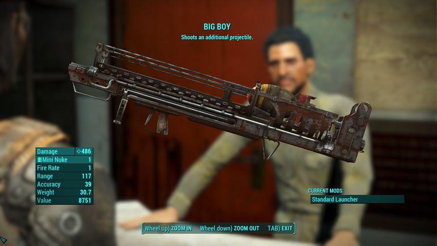 Самое мощное оружие в Fallout 4-2