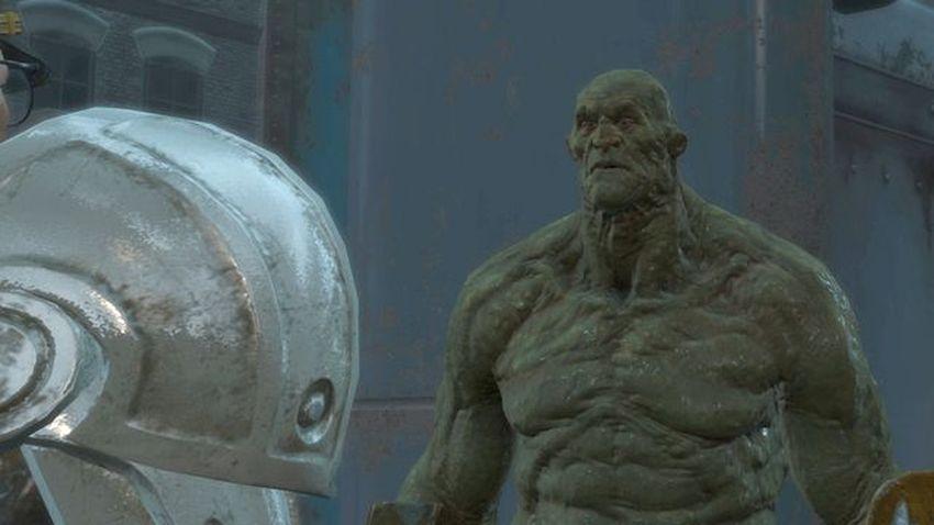 Силач в Fallout 4-2