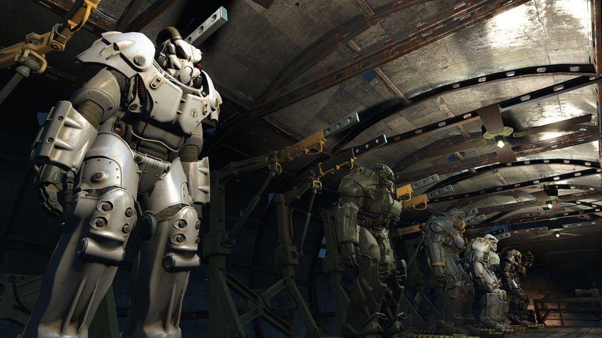 Силовая броня X-01 в Fallout 4-2