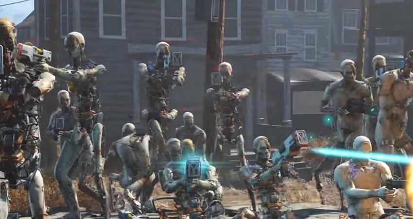 Синты в Fallout 4»