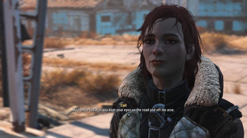 Кейт в Fallout 4
