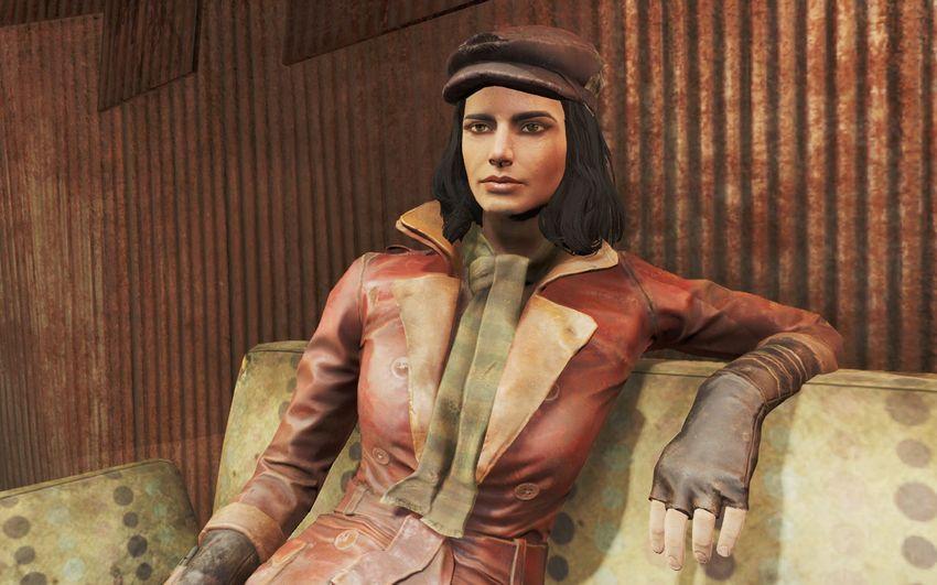 Пайпер в Fallout 4