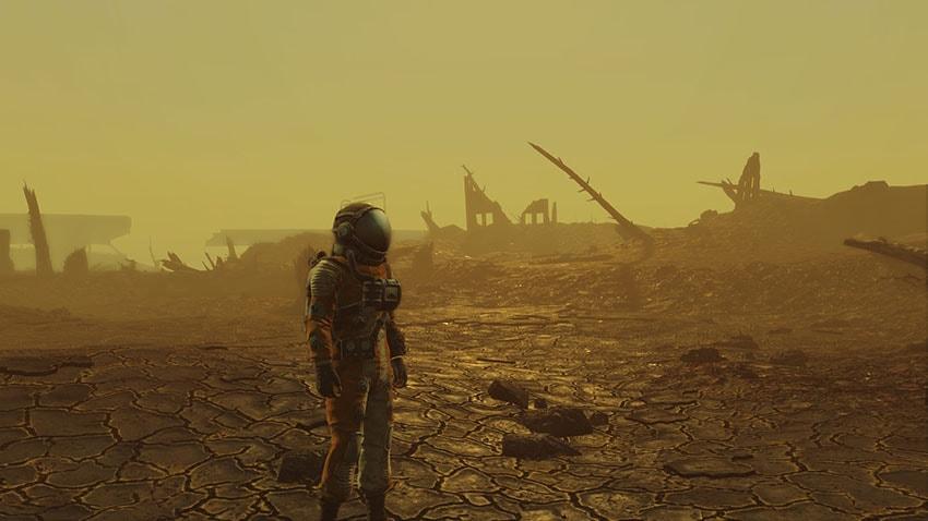 Светящееся море в Fallout 4-2