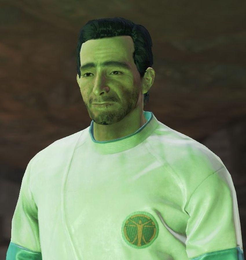 Сыворотка для Верджила в Fallout 4-2