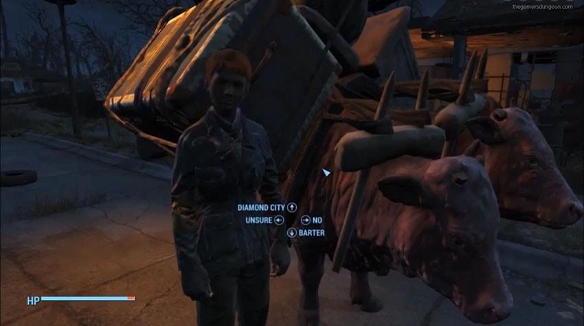 Торговцы в Fallout 4-2