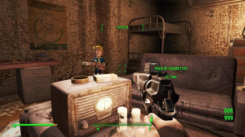 Убежище 95 в Fallout 4-2