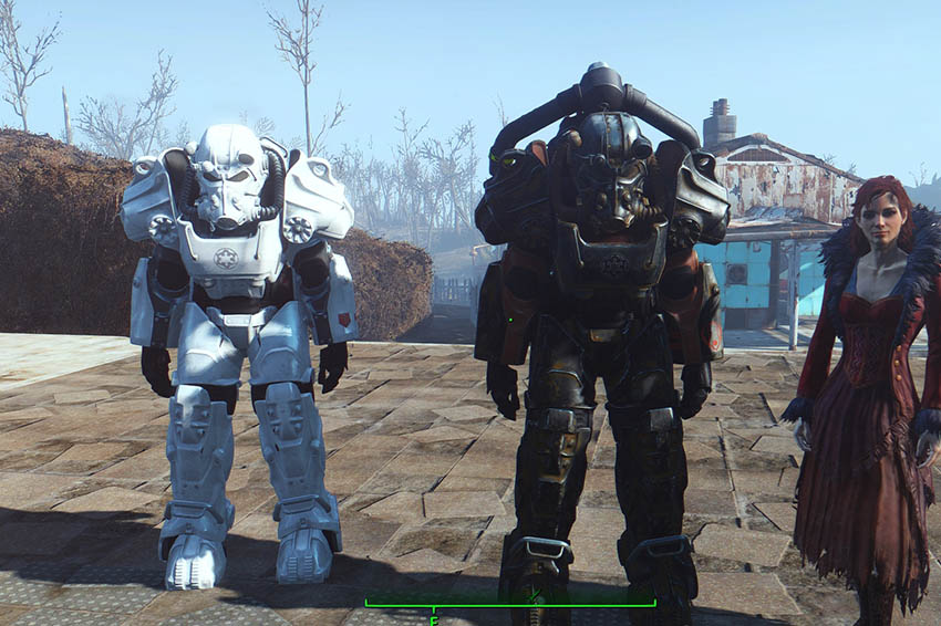 Уникальная броня в Fallout 4-2