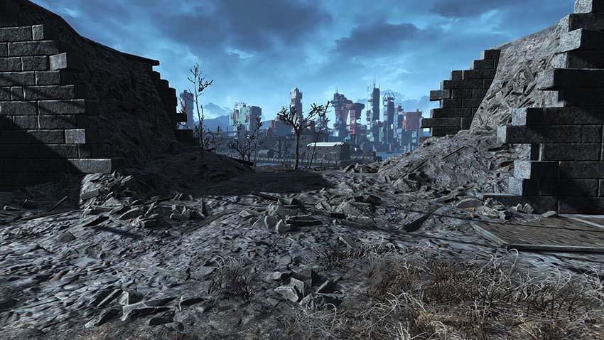 Замок Минитменов в Fallout 4-2