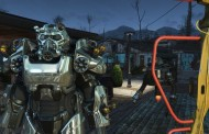 Новая броня Теслы в Automatron Fallout 4