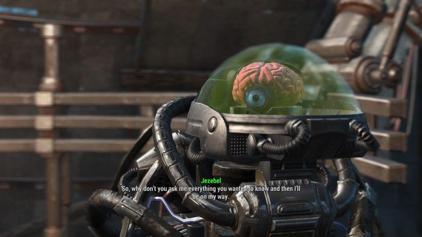 Прохождение Automatron Fallout 4-3