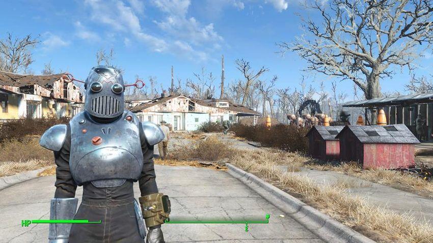 Прохождение Automatron Fallout 4-4