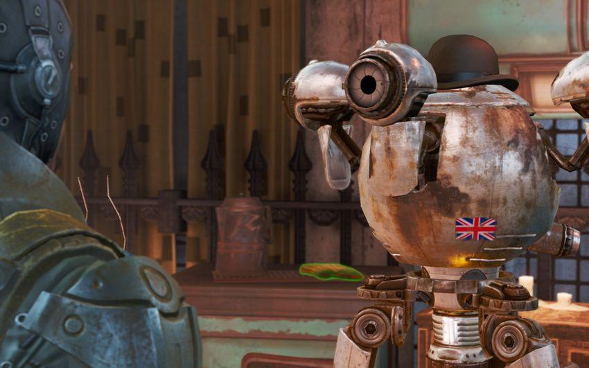 Баги Automatron Fallout 4-2