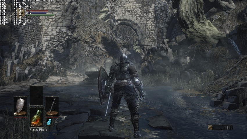 Dark Souls 3 оптимизация игры-1