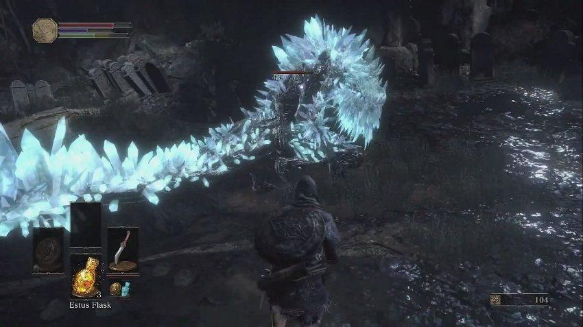 Dark Souls 3 прохождение игры-2