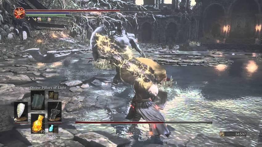 Dark Souls 3 прохождение игры-3