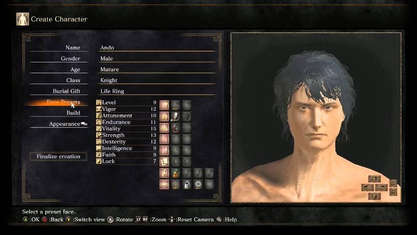Dark Souls 3 прохождение игры-1