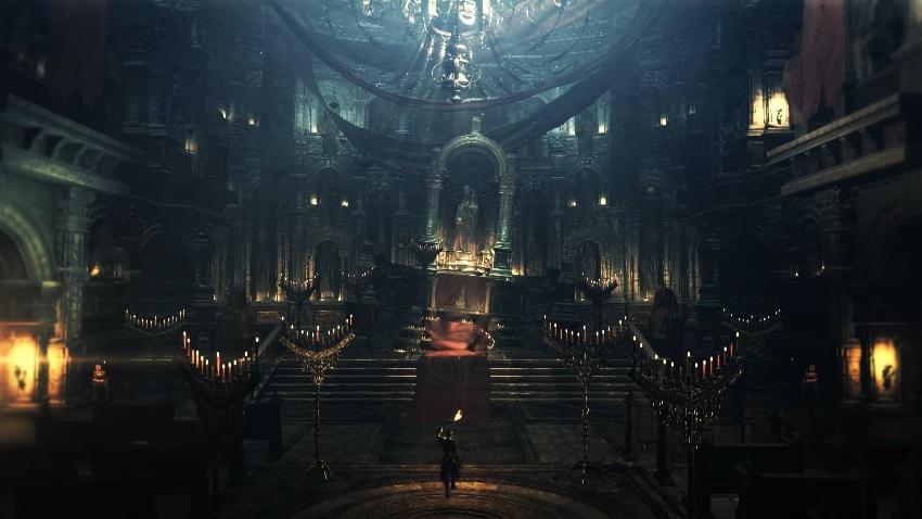 Dark Souls 3 сюжет игры-1