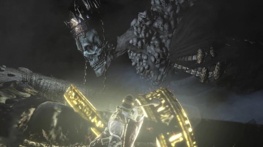 Dark Souls 3 верховный повелитель вольнир-1